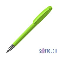 Ручка шариковая BOA SOFTTOUCH M, покрытие soft touch